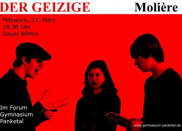 Plakat Theater AG