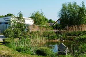 Lernen im Grünen - gut erreichbar für Berliner und Brandenburger Schüler