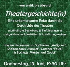 Theatergeschichte(n)