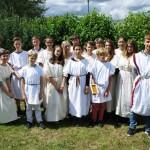 Romani ante portas!