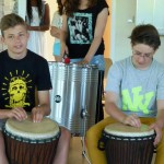 Projektunterricht Musik - Percussion