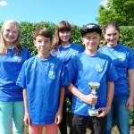 Wir gratulieren - erfolgreiche Teilnehmer beim Eberswalder Stadtlauf 2015