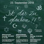 Tag der Freien Schulen Berlin 2018