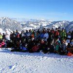 Skifahrt 2020
