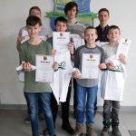 Bolyai 2020 - erfolgreiche Teilnehmer des Gymnasiums Panketal